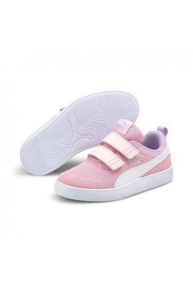 Pantofi sport copii Puma Courtflex V2 Mesh 37175808
