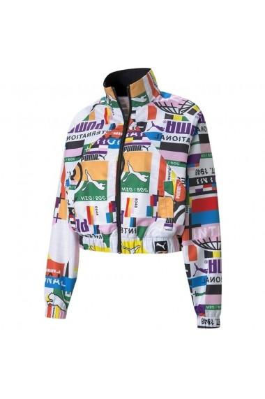 Jacheta femei Puma International Woven Track Jacket 53024202