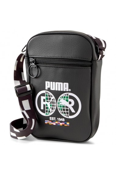 Borseta unisex Puma International Compact Portable 07801901