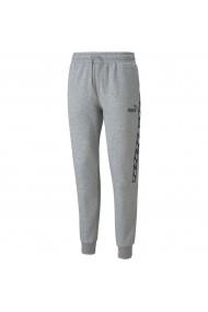 Pantaloni barbati Puma Power Tape Sweat 58939703