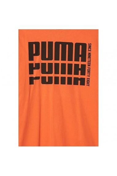 Tricou copii Puma Rebel Bold Basic 852435291