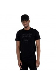 Tricou barbati New Era Chicago Bulls Team Logo 11546155