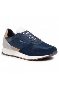 Pantofi sport barbati Pepe Jeans Slab Basic PMS30611-595
