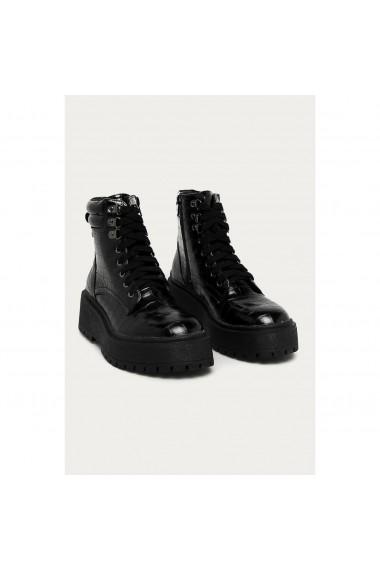 Ghete femei Pepe Jeans Bobbing Croco PLS50399-999