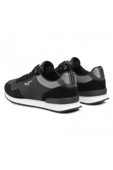 Pantofi sport barbati Pepe Jeans Cross 4 PMS30669-999