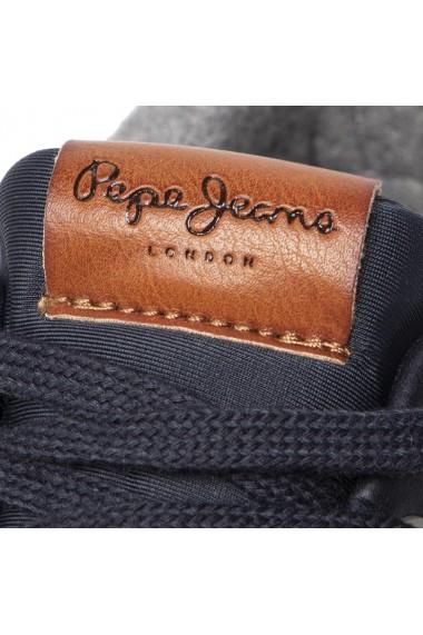 Pantofi sport barbati Pepe Jeans Marton Basic PMS30501-595