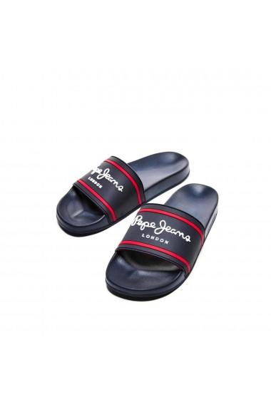 Slapi barbati Pepe Jeans Slider PMS70091-595