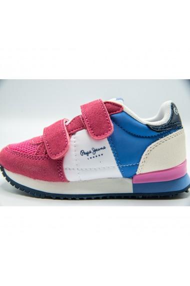 Pantofi sport copii Pepe Jeans Sydney PGS30501-357