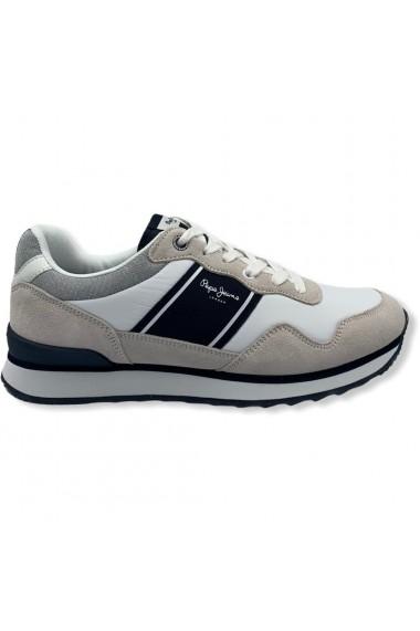 Pantofi sport barbati Pepe Jeans Cross 4 Sailor PMS30702-800