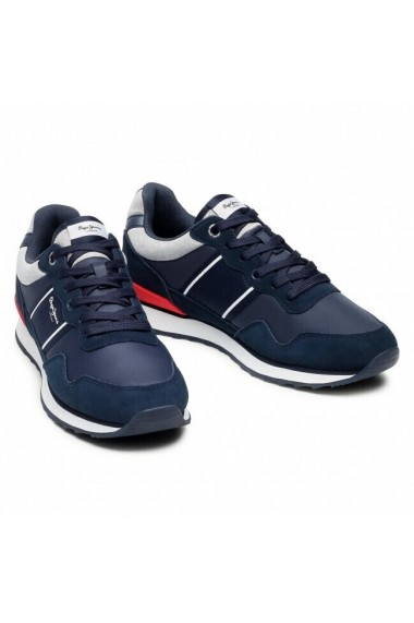 Pantofi sport barbati Pepe Jeans Cross 4 Sailor PMS30702-595