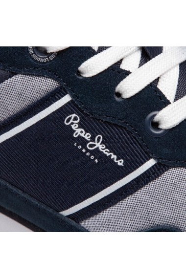 Pantofi sport barbati Pepe Jeans Cross 4 Sailor PMS30703-564