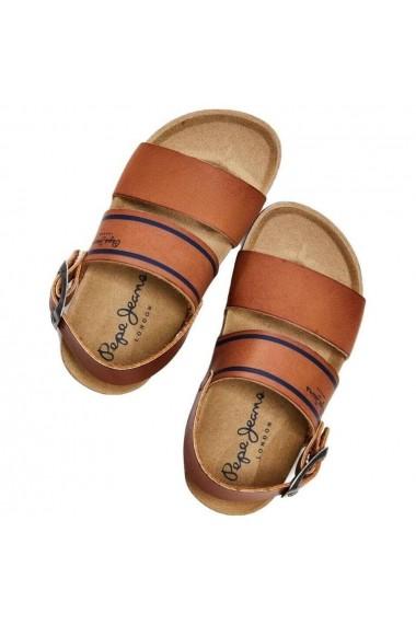 Sandale copii Pepe Jeans Bio Sandal PBS90047-859