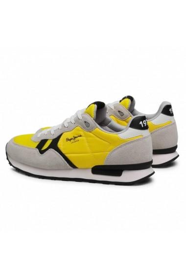 Pantofi sport barbati Pepe Jeans Britt Man Basic PMS30721-097