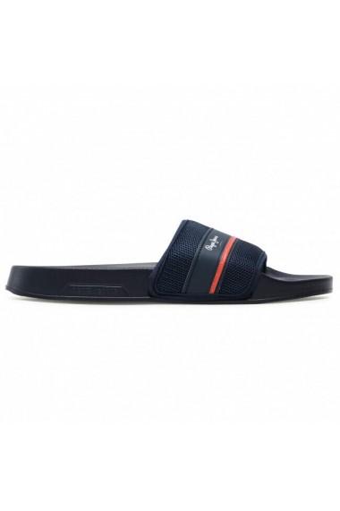 Slapi barbati Pepe Jeans Slider Mesh PMS70094-595
