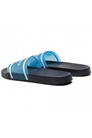 Slapi barbati Pepe Jeans Slider Translucent PMS70092-552