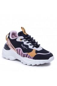 Pantofi sport femei Pepe Jeans Eccles PGS30509-999