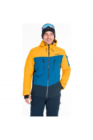 Geaca barbati de schi si snowboard Fundango Privet 1QX102-460