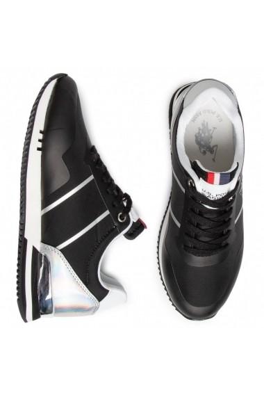 Pantofi sport femei U.S. POLO ASSN. Ambra 1 CORA4204W9/TY1-BLK