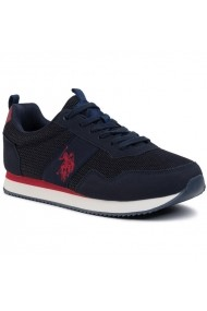 Pantofi sport barbati U.S. POLO ASSN. Exte NOBIL4250S0/MH1-DKBL-RED