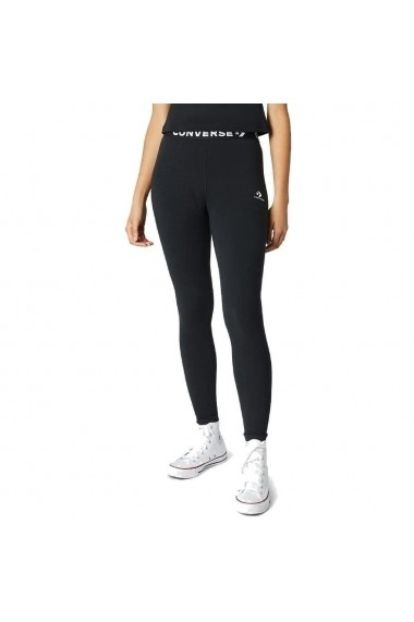Colanti femei Converse Wordmark Legging BLK 10018942-001