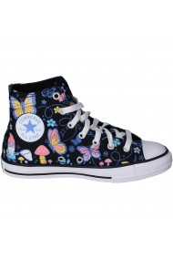 Tenisi copii Converse Butterfly Chuck Taylor All Star High Top 670711C