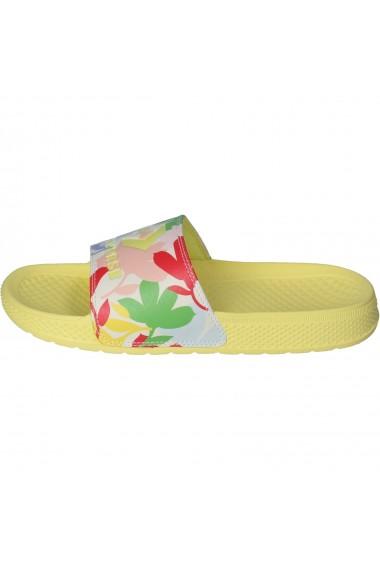 Slapi femei Converse Floral Print All Star Slide 570921C