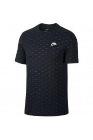 Tricou barbati Nike Sportswear Mini Swoosh Aop CV5590-010