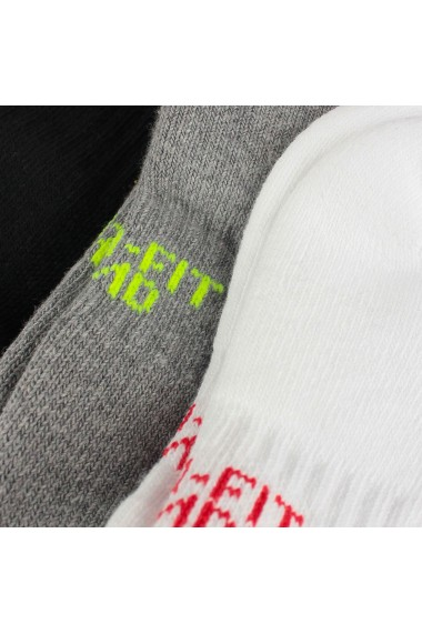 Sosete unisex Nike Performance Cushioned No-Show SX6843-906