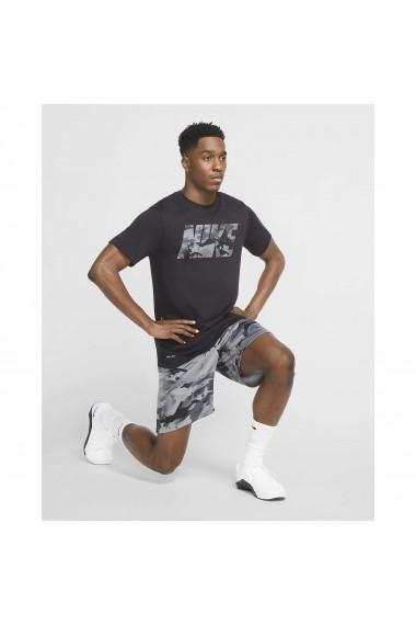 Tricou barbati Nike Camo Logo CU8521-010