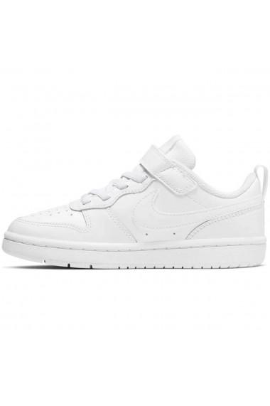 Pantofi sport copii Nike Court Borough Low 2 BQ5451-100