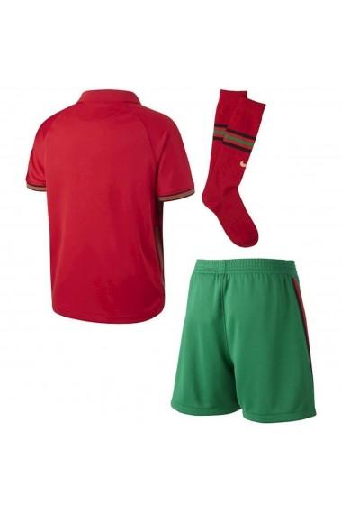 Echipament Fotbal copii Nike Portugal 2020 Home CD1273-687
