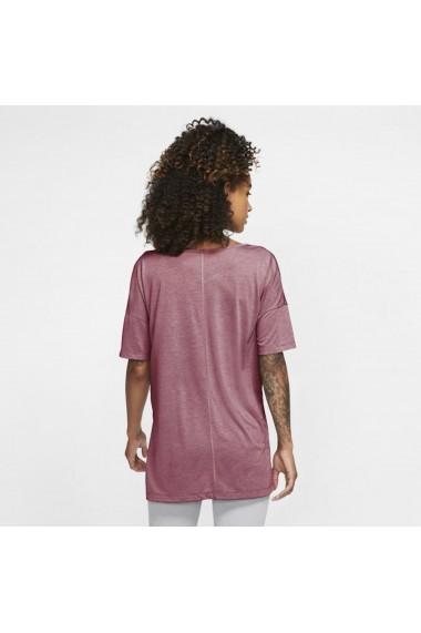 Tricou femei Nike Yoga Dri-FIT CJ9326-614