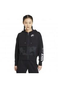 Hanorac femei Nike Air Fz Top Flc CZ8618-010