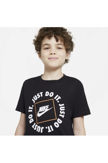 Tricou copii Nike Just Do It DC7522-010