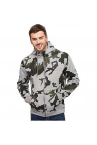Hanorac barbati Nike AOP Camo Club Zip AH7019-063
