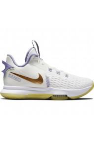 Pantofi sport barbati Nike LeBron Witness 5 ''Summit White'' CQ9380-102