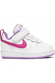 Pantofi sport copii Nike Court Borough Low 2 (TDV) BQ5453-111