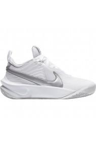 Pantofi sport copii Nike Team Hustle D 10 (Gs) CW6735-100