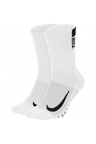 Sosete unisex Nike Multiplier Crew Socks (2 Pairs) SX7557-100