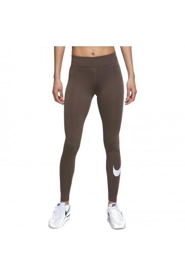 Colanti femei Nike Sportswear Essential 7/8 Mid-Rise CZ8532-004
