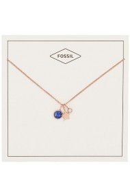 Colier Fossil Vintage Motifs JF03047791