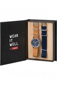 Ceas Timex Weekender Chronograph Gift Set TWG012800