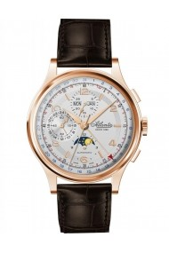 Ceas Atlantic Moonphase Automatic Chronograph 55851.44.25