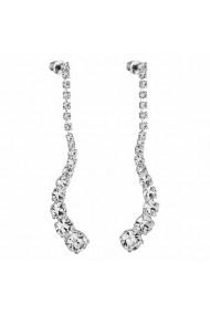 Cercei cu cristale Swarovski FaBOS  Crystal 7440-5001-02