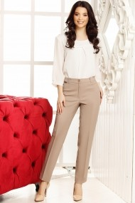 Pantaloni Rita Beige