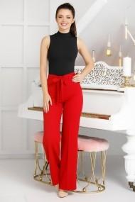 Pantaloni Ramia Red