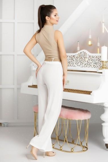 Pantaloni Verona White