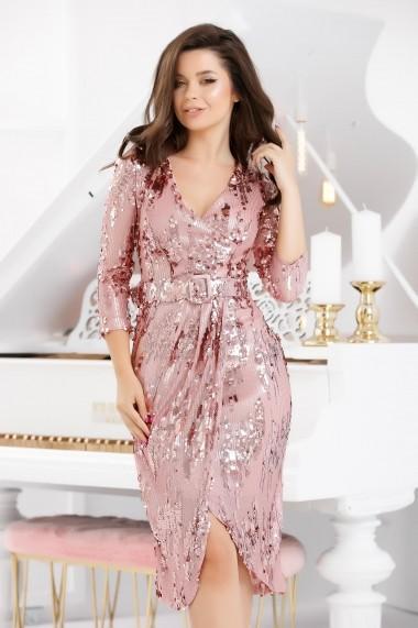 Rochie Anabella Pink
