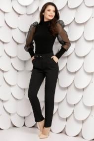 Pantaloni Lindy Black