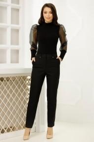Pantaloni Luna Black